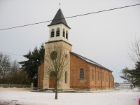 Eglise enneigée
